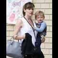 Jennifer Garner Spends Time With Son Samuel Amid Rumors Of Marriage Woes With Ben Affleck