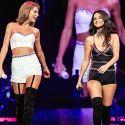 Taylor Swift Invites Selena Gomez, Justin Timberlake, And Lisa Kudrow On Stage