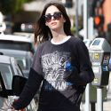 """<em><span class=""""exclusive"""">EXCLUSIVE PHOTOS</span></em> - Megan Fox And Brian Austin Green Spotted Together ... Are They Calling Off Their Divorce?!"""