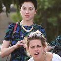 Kristen Stewart Is Dating Cara Delevigne's Ex St. Vincent