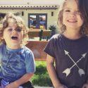 Brian Austin Green Shares Pix Of His Babies With Megan Fox