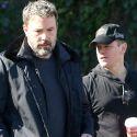 Ben Affleck And Matt Damon Reunite! ... For Coffee