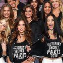 Victoria's Secret Models Take Paris - <br>Gigi, Kendall And Bella Prep For Sexy Show