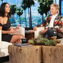"""Kim Calls Caitlyn Jenner's New Book """"Hurtful,"""" Gets Tearful Talking About Paris Robbery"""