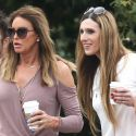 She Actually Has Friends! Caitlyn Jenner Brings A Female Pal Along To A Car Show