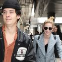 <em>Riverdale</em> Stars Cole Sprouse And Lili Reinhart Confirm Their Romance At LAX