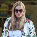 Spring Has Sprung For Caitlyn Jenner And Girlfriend Sophia Hutchins As They Roll Up To Nobu Malibu In CJ's Purple Porsche