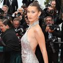 Metallics Reign Supreme For Cannes Fashion