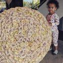 Chrissy Teigen Receives The Biggest Flower Arrangement We've Ever Seen From Kim K