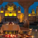 Check Out Nick Jonas And Priyanka Chopra's $60K-A-Night Indian Wedding Venue