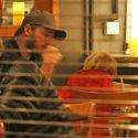 "<em><span class=""exclusive"">EXCLUSIVE PHOTOS</span></em> - Chris Pratt Takes Son Jack To Dinner With Fiancee Katherine Schwarzenegger"