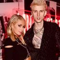 "Paris Hilton And Machine Gun Kelly Spend A ""Lit Night"" Together"