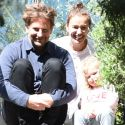 "<em><span class=""exclusive"">EXCLUSIVE PHOTOS</span></em> - Bradley Cooper And Irina Shayk Are The Picture Of Happiness With Daughter Lea Seine"