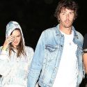 "<em><span class=""exclusive"">EXCLUSIVE PHOTOS</span></em> - Alessandra Ambrosio's Boyfriend Pees His Pants At Coachella!"