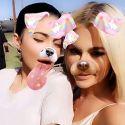 The Kardashians Hit Coachella For Easter