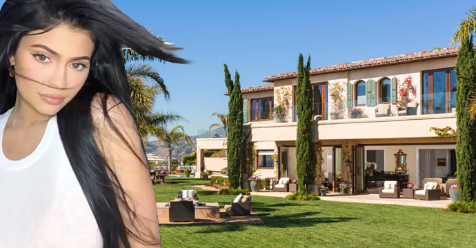 Kylie Jenner Rents Gigi And Bella Hadid's Former Malibu Mansion For $450K/Mo! - X17 Online