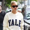 Hailey Baldwin's Trying To Avoid Paps After Justin Bieber Challenges Tom Cruise To A Fight