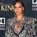 Beyonce Reunites With Destiny's Child Bandmates At <em>Lion King</em> Premiere