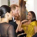 When Meghan Markle & Prince Harry Met Beyonce & Jay Z ...