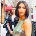 "<em><span class=""exclusive"">MUST-SEE VIDEO</span></em> - Kim Almost Loses Her Leather Pants Before Lunch With Kendall And LaLa In NYC"