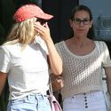 Sofia Richie Takes A Break From The Kardashians To Spend Time With Her Mom