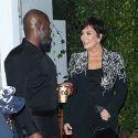 Double Duty! The Kardashian Clan Celebrates Kris Jenner's Boyfriend Corey Gamble's Birthday After The People's Choice Awards