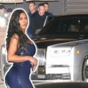 This Is What It Looks Like With Hollywood's Biggest A-Listers Roll Up To A Restaurant