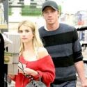 Emma Roberts And Garrett Hedlund Prepare For A Romantic Home-Cooked Meal