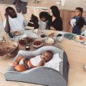 This Is What Breakfast Looks Like At Kim And Kanye's House (Mansion)
