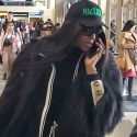 At Least Naomi Campbell Didn't Throw Her Cell Phone At This Paparazzo!