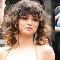 """<em><span class=""""exclusive"""">EXCLUSIVE PIX & VIDEO</span></em> - Sexy Selena Gomez Shows Some Serious Skin In A Sequined Slip Dress On The Set Of Her New Music Video"""