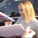 In Case You Missed It ... J Lo Lost Out At The Independent Spirit Awards, Adam Sandler WON, And Fans Went Wild For Nicolas Cage!