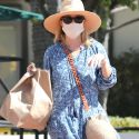 Reese Witherspoon Narrowly Avoids Her Very Own 'Marilyn Monroe' Moment In Malibu