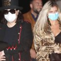 Corey Feldman Dines At Nobu With A Hottie Who's NOT His Wife!!!