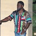 Kevin Hart Enjoys A Romantic Dinner With Pregnant Wife Eniko At Nobu
