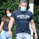 Ben Affleck And Ana De Armas Return His Kiddies To Jennifer Garner's Home