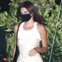 Harry Hudson Meets Up With Kendall And Kylie Jenner At Nobu