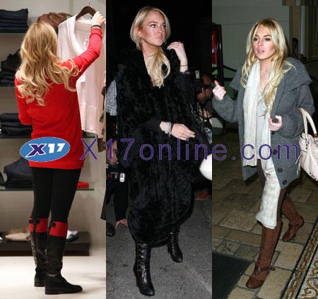 Lindsay Lohan LindsFurBootsDec.jpg