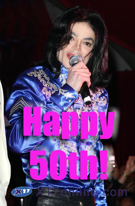 Michael Jackson michaelfiftieth.jpg
