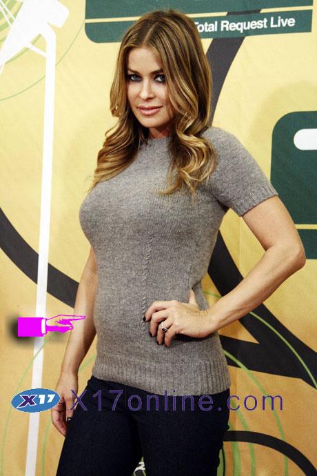 Is Carmen Electra Pregnant 52