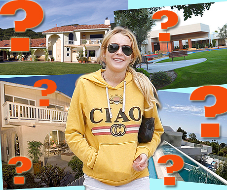 Where In The World Is Lindsay Lohan In Rehab X17