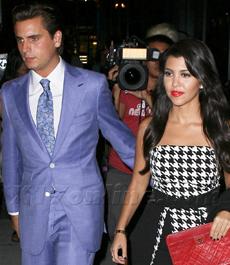 Report Scott Disick Buys Kourtney Kardashian An Engagement Ring