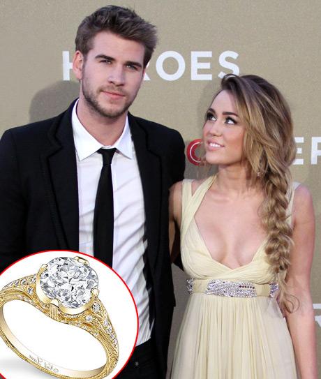 ... Neil Lane Enement Ring Miley Cyrus ...
