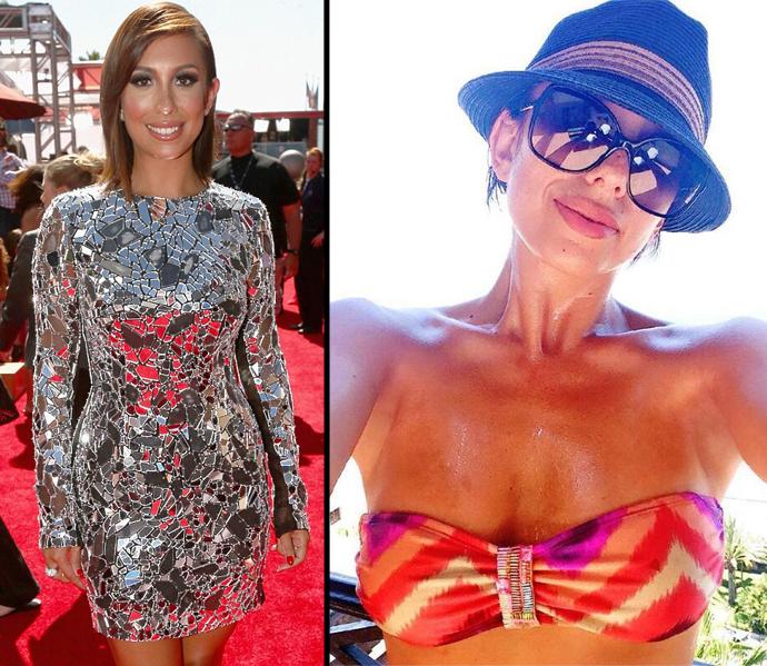 Cheryl Burke Weight Loss