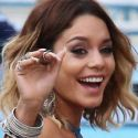 Vanessa Hudgens Shows Off Her Taut Tummy At Young Hollywood Awards