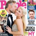 Jessica Simpson And Eric Johnson Share First Official Wedding Pic