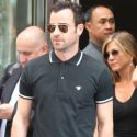 "Justin Theroux Talks ""Arrests,"" Makes Fun Of His ""Bad Boy"" Reputation On <em>Jimmy Kimmel Live!</em>"