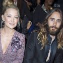 Kate Hudson And Jared Leto Have A Fashion Face-Off With Their Plunging Necklines