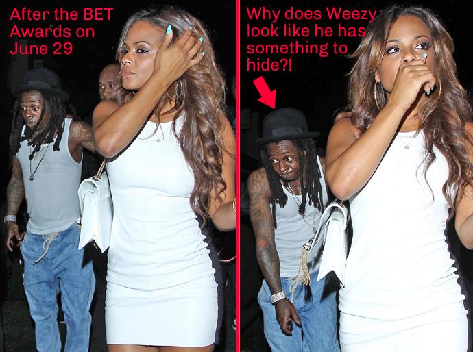 Is Lil Wayne Still Hookup Christina Milian