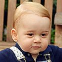 Prince George Takes His First Steps Before His First Birthday